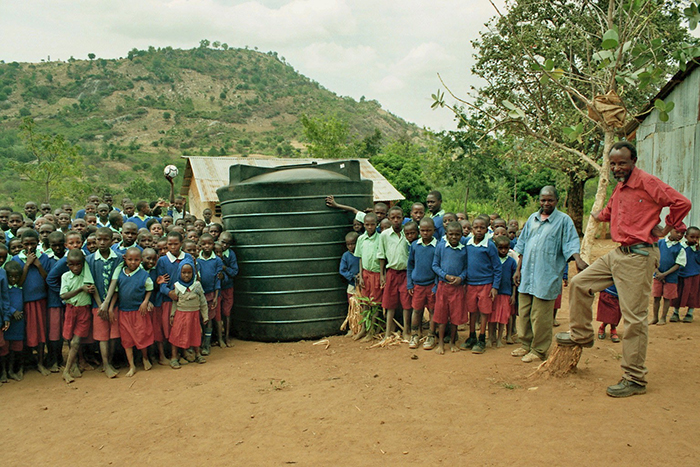 Peter Cowley Africa Trust | funding small scale rural